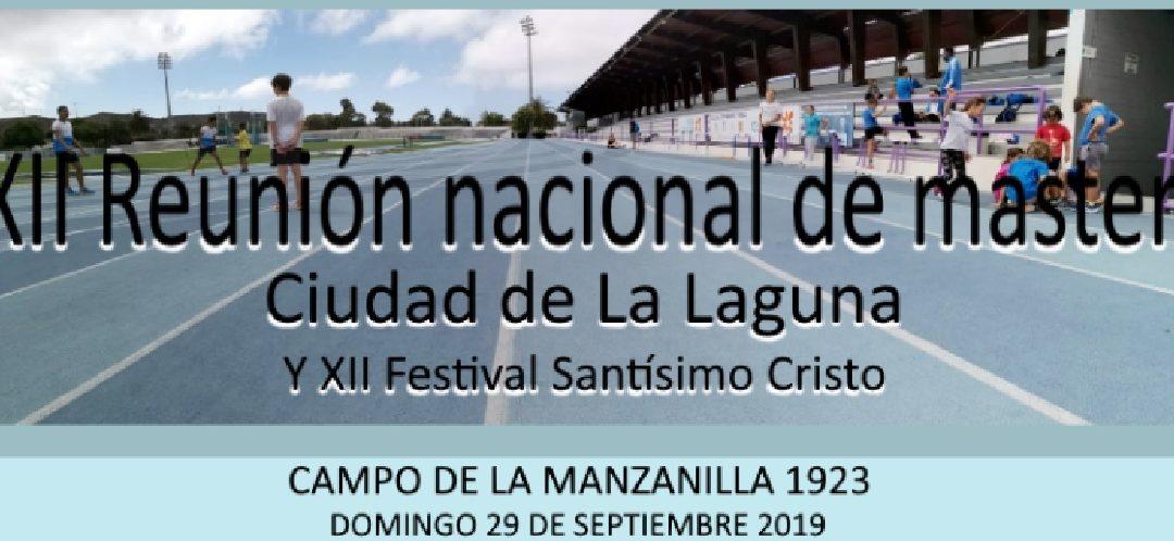 11a. REUNIÓ NACIONAL DE VETERANS A LA LAGUNA- TENERIFE