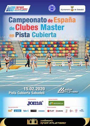 Campionat d'Espanya de Clubs Màster en Pista Coberta